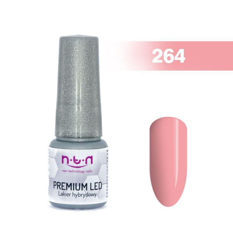 264.NTN Premium Led lak na nehty 6 ml