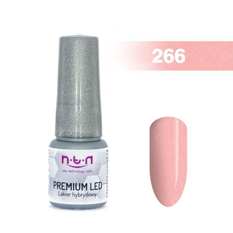 266.NTN Premium Led lak na nehty 6 ml