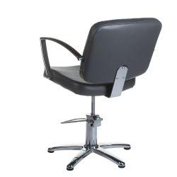 Dario holičská židle BH-8163 šedá