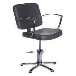 Dario holičská židle BH-8163 šedá  (BS)