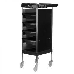 GABBIANO Odkládací stolek FX11-B černý