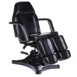 Hydraulické kosmetické křeslo BD-8243 černé (BS)