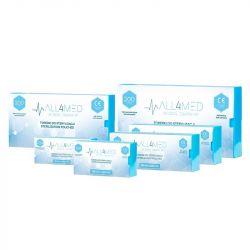 ALL4MED Sterilizační sáčky 135x250 mm - 200 ks