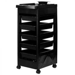 Kadeřnický pojízdný stolek HAIR SYSTEM 8-5