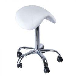 Kosmetická stolička RODEO BD-9909 bílá