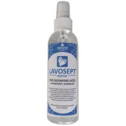 Desinfekční roztok na ruce Lavosept® - 50 ml sprej - aroma citron (AM)