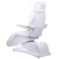 Elektrické kosmetické křeslo Bologna BG-228-4 bílá