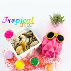 Prášek na nehty Tropical Effect 10