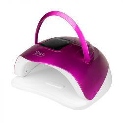 UV LED lampa SOFI 2 72 W - růžová